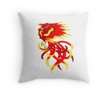 Ascend - Phoenix Throw Pillow