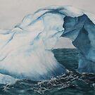 blue ice by diane nicholson