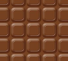 Milk Chocolate Bar by destei