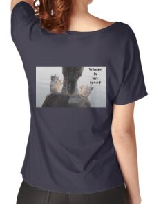 Where is my love? Women's Relaxed Fit T-Shirt