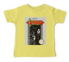 Castlevanian Hunger Baby Tee