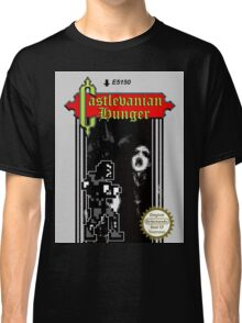 Castlevanian Hunger Classic T-Shirt