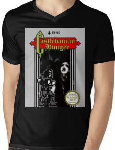 Castlevanian Hunger Mens V-Neck T-Shirt