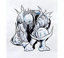 Wolverine 01 - Painting Photographic Print