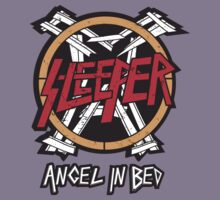 Sleeper: Angel In Bed Kids Tee