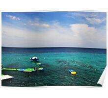 Montego Bay, Jamaica  Poster