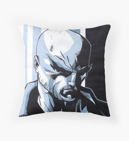Xavier 01 - Painting Throw Pillow