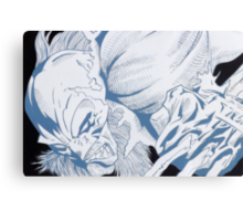 Wolverine 03 - Painting Canvas Print