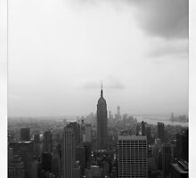 Empire State Building  by Joemcintosh