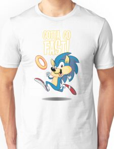 Speedy the Hedgehog (clean) T-Shirt