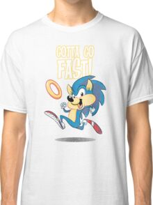 Speedy the Hedgehog (vintage) Classic T-Shirt