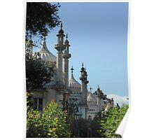 Brighton Pavillion Poster