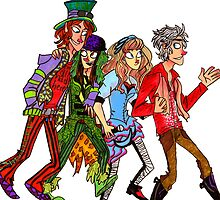 mad t party front four by mallydormouse