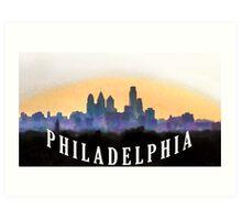 Philadelphia PA Art Print