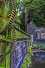 """""""La Fenderie"""" Sluice Gate - Trooz, Belgium by Jeremy Lavender Photography"""