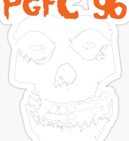 GFU Misfits Sticker