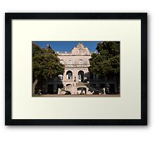 Royal Marines Museum Framed Print