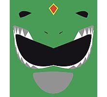 Mighty Morphin Power Rangers Green Ranger Photographic Print