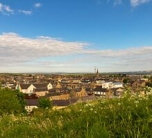 ELGIN FROM LADYHILL by JASPERIMAGE
