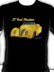 1937 Ford Roadster T Shirt T-Shirt