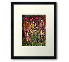 In Christ Jesus Fellowship Framed Print