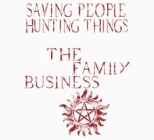 The Family Business by cuffers