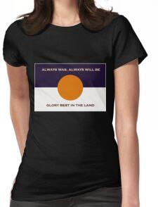 GFU Aboriginal Inspiration Womens Fitted T-Shirt
