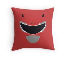 Mighty Morphin Power Rangers Red Ranger Throw Pillow