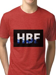 Hood By Earth Tri-blend T-Shirt