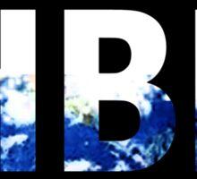 Hood By Earth Sticker