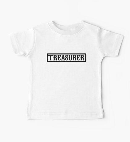 treasurer Baby Tee