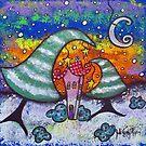 Happy, Little Winter by Juli Cady Ryan