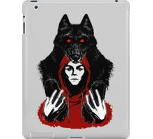lil' red ridin' hood iPad Case/Skin