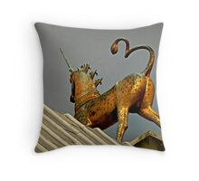 Another Viewpoint Throw Pillow