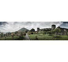 Fort Belgica, Bandanaira Photographic Print