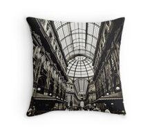 Milano42 Throw Pillow