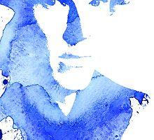 sherlock in blue by cocosuspenders