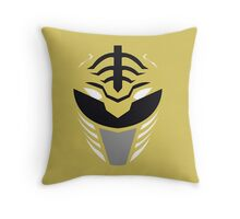 Mighty Morphin Power Rangers White Ranger Throw Pillow