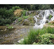 Blenheim Cascade Photographic Print
