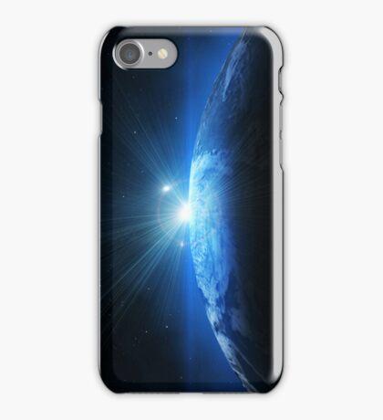 Earth Halo iPhone Case/Skin