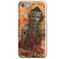 Ink Buddha iPhone Case/Skin