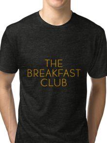 The Breakfast Club - Title Tri-blend T-Shirt