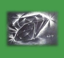 Diamonds One Piece - Short Sleeve