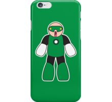 Little Big Green lantern phone case iPhone Case/Skin