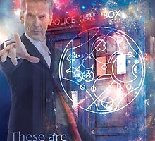 12th Doctor Who Peter Capaldi by BlackRiverArtHs