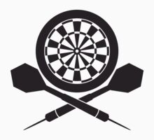 Darts Board Logo by Style-O-Mat