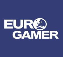 EuroGamer (2013) Tshirt by GraphocDesign
