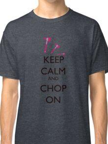 Choptober black Classic T-Shirt