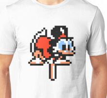 DuckTales Scrooge McDuck Pogoing Unisex T-Shirt