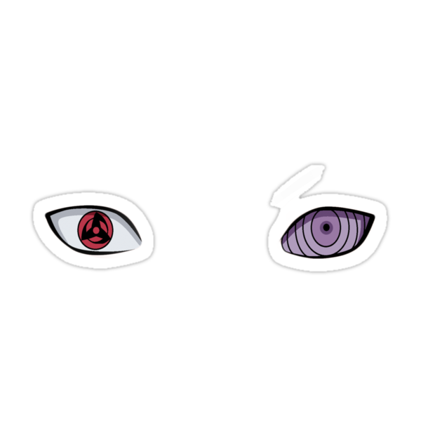 Obito's Eyes by Jimaki